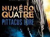 Adapté ciné Numéo Quatre Pittacus Lore/ Numéro