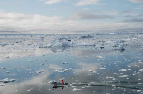 Le trou dans la couche d 39 ozone atteint des records - Distance entre la terre et la couche d ozone ...