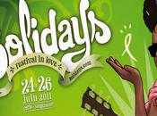 Solidays 2011: programme