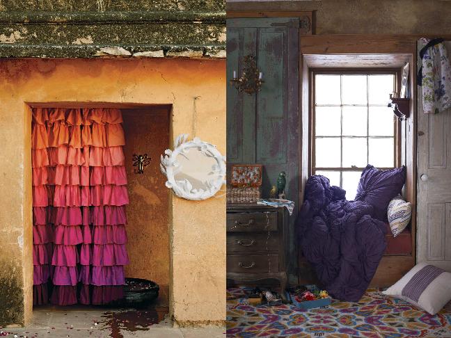 une d co africaine carr ment chic voir. Black Bedroom Furniture Sets. Home Design Ideas