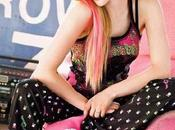 Avril Lavigne aime Hello Kitty