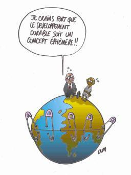 Inoxydable oxymore le developpement durable ?