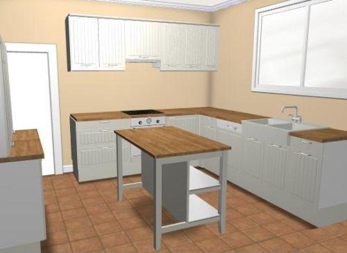 ilot central pour cuisine ikea petite cuisine moderne quels meubles de cuisine ouverte with. Black Bedroom Furniture Sets. Home Design Ideas