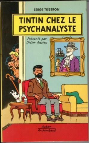 Tintin chez le psy si si c est possible paperblog for Chez le psy