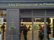 dimanche Paris…