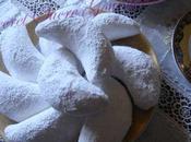 Gâteaux demi lune Yaourt noix coco