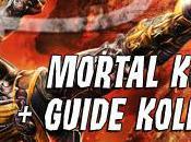[précommande] mortal kombat guide kollector's edition