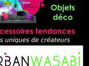 Urban Wasabi élue Boutique déco Mars 2011