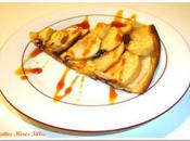 recette Pâques Tarte pommes chocolat