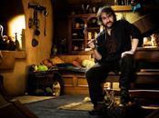 Bilbo Hobbit tournage avec Peter Jackson