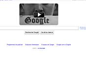 Doodle Charlie Chaplin Google