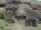 Rano Raraku intérieur moai gauche) droite) numérotation Routledge 31/12/2008