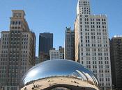 photo (soleil d'hiver Chicago)