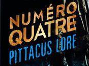 Numéro Quatre Pittacus Lore