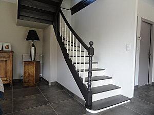 R nover un escalier paperblog - Renover escalier en bois ...