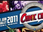 Comic Con' Paris 2011 juin juillet
