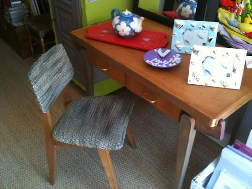 mobilier et accessoires deco vintage et relook s paperblog. Black Bedroom Furniture Sets. Home Design Ideas
