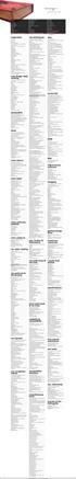 Web Developper's Field Guide Site Miniature