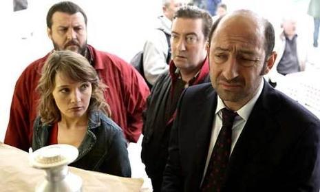 Guy Lecluyse, Anne Marivin, Philippe Duquesne et Kad Merad