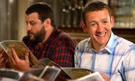 Guy Lecluyse et Dany Boon