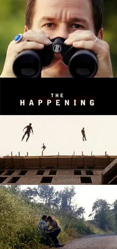 """Premier Coup d'Oeil: """"The Happening"""" avec Mark Wahlberg"""