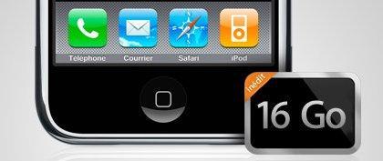iphone 16 Go