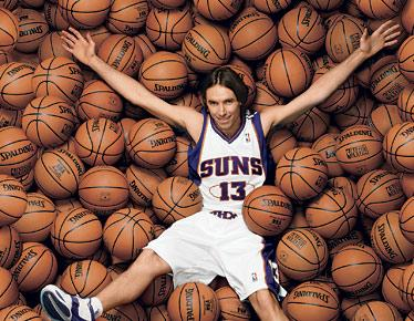 Steve Nash - photo : http://azsportshub.com/