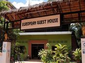 European guesthouse Siem Reap Cambodge