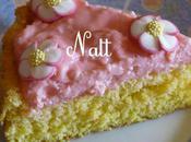 Gâteau fraise