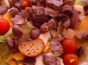 Salade gésiers Nouschka