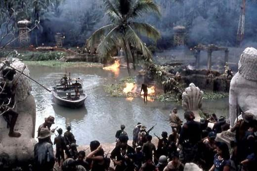 Heart of darkness apocalypse now comparison essay