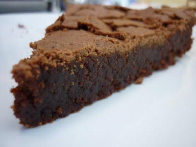 Gâteau au chocolat façon Claire-Isabelle
