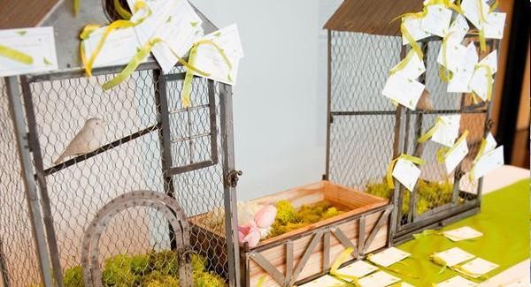 Decoration De Mariage Theme Oiseau Voir