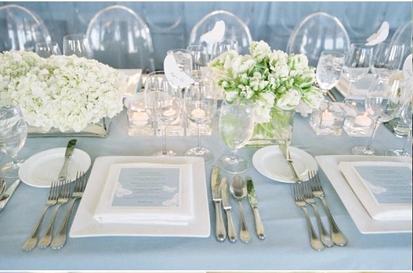 Decoration de mariage theme oiseau voir - Decoration table champetre jardin la rochelle ...