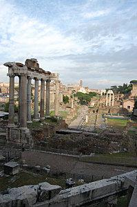 Rome le forum