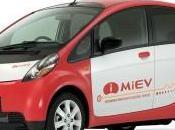 Mitsubishi MiEV Février Costa Rica