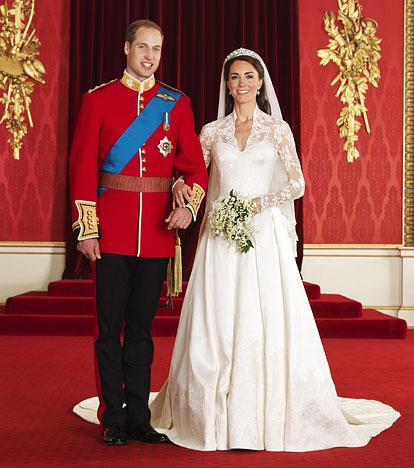 Mariage de William et Kate