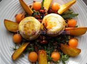 Salade gourmande Crottin Chavignol