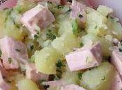 Salade pommes terre cervelas