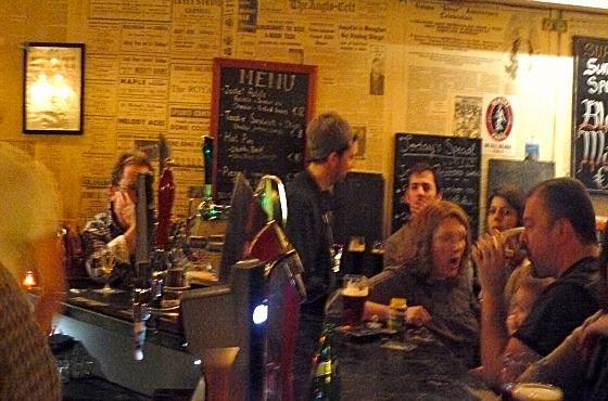 The cork cavan pub du canal saint martin d couvrir - Le garage montbonnot saint martin ...