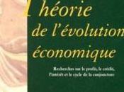 Théorie l'évolution économique
