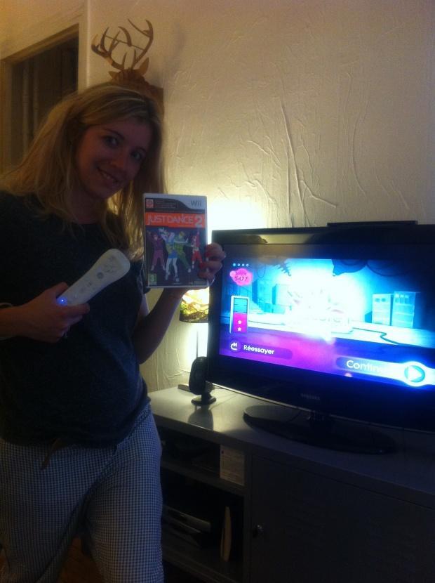 ai testé Just Dance 2 sur Wii !
