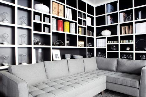 un nouveau showroom pour sarah lavoine paperblog. Black Bedroom Furniture Sets. Home Design Ideas