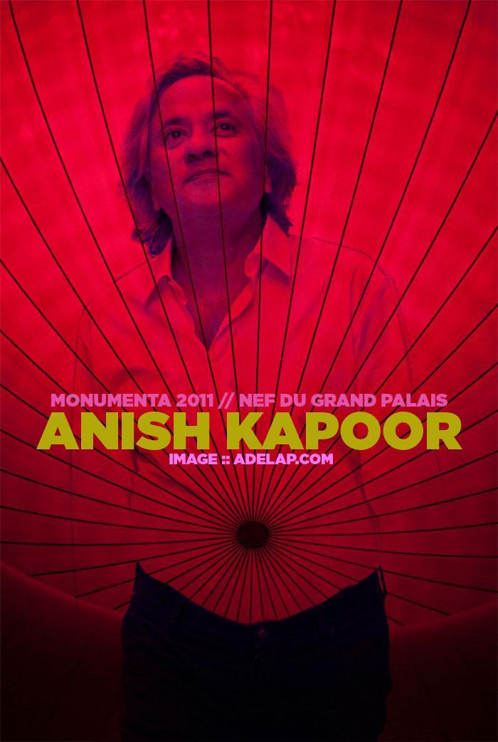 Art monumenta 2011 anish kapoor en homme organiquement rassurant d co - Anish kapoor monumenta 2011 ...
