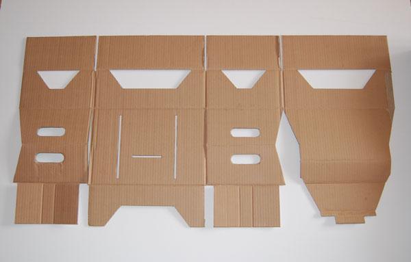 r aliser gratuitement un si ge enfant avec un carton de pampers d couvrir. Black Bedroom Furniture Sets. Home Design Ideas