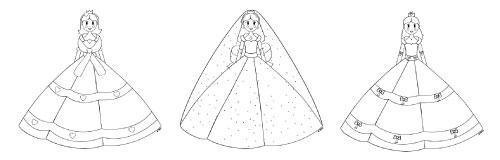 Comment dessiner ma princesse d couvrir - Comment dessiner princesse ...