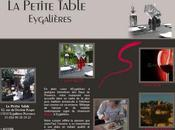 Petite Table Eygalières