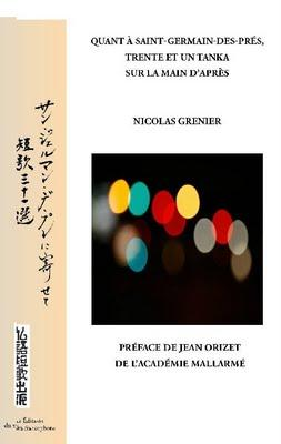 Le Tanka et la poésie japonaise avec Nicolas Grenier