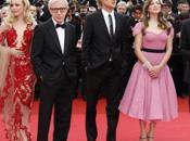 Montée marches festival Cannes pour Michael Sheen
