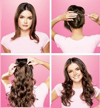 Le secret de ma chevelure de sirène\u2026 Les extensions!